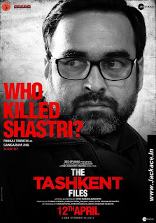 The Tashkent Files First Look Poster 7