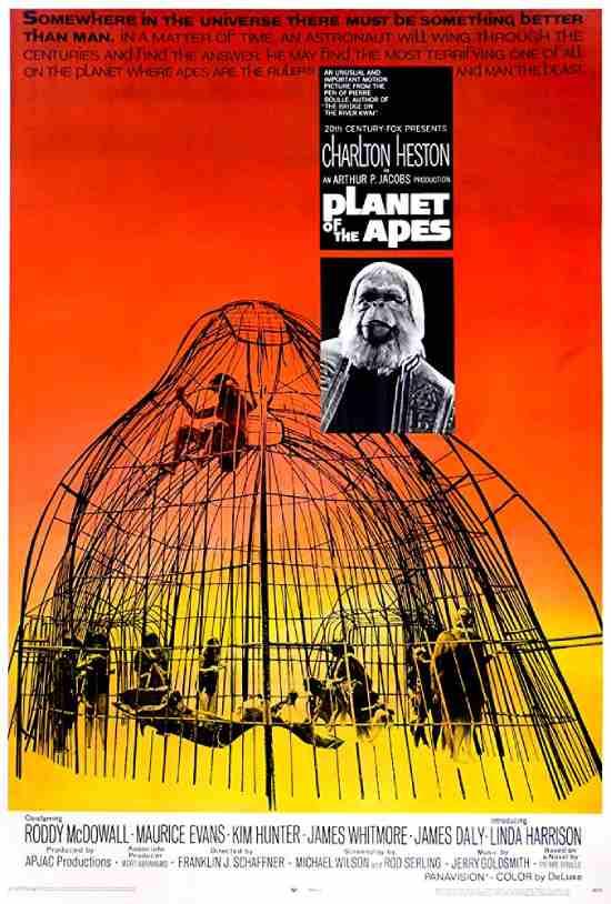 مشاهدة فيلم Planet of the Apes 1968 مترجم