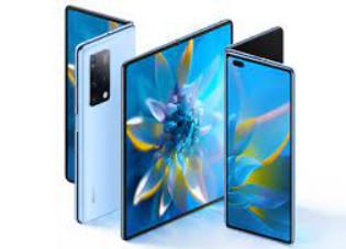 hp flip terbaru Huawei Mate X2