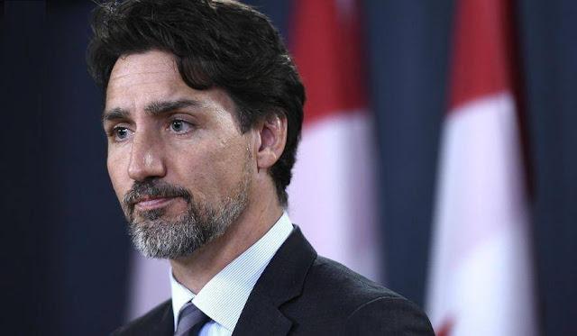 Thủ tướng Canada tự cách li do vợ có dấu hiệu nhiễm SARS-CoV-2