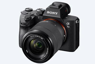 Kamera Sony Alpha 7 III ILCE 7M3K