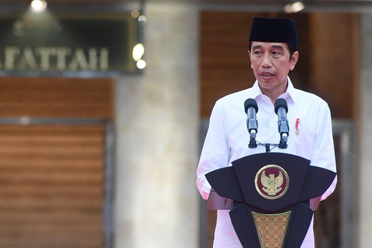 Jokowi Resmi Perpanjang PPKM Darurat Sampai Akhir Juli, Warga Diminta Ikut Gotong-Royong