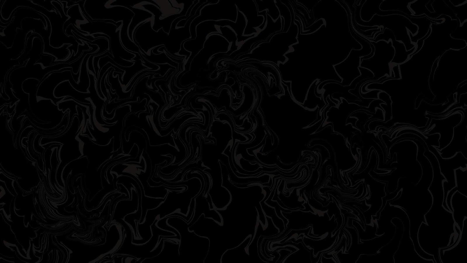 Abstract Wallpaper Art With Black Or Dark Color
