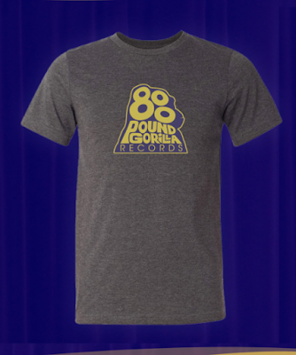 Win an exclusive 800 Pound Gorilla Records T-Shirt