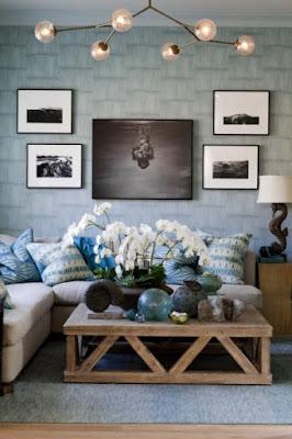 Modern Sitting Room Lighting Designs 11