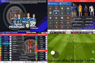 FTS Mod PES 2020 Perkoro Dunyo Inter Milan 2020