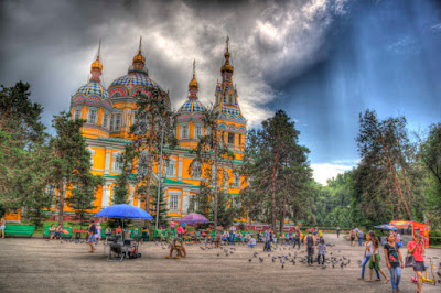 nteresting Facts about the City- Almaty