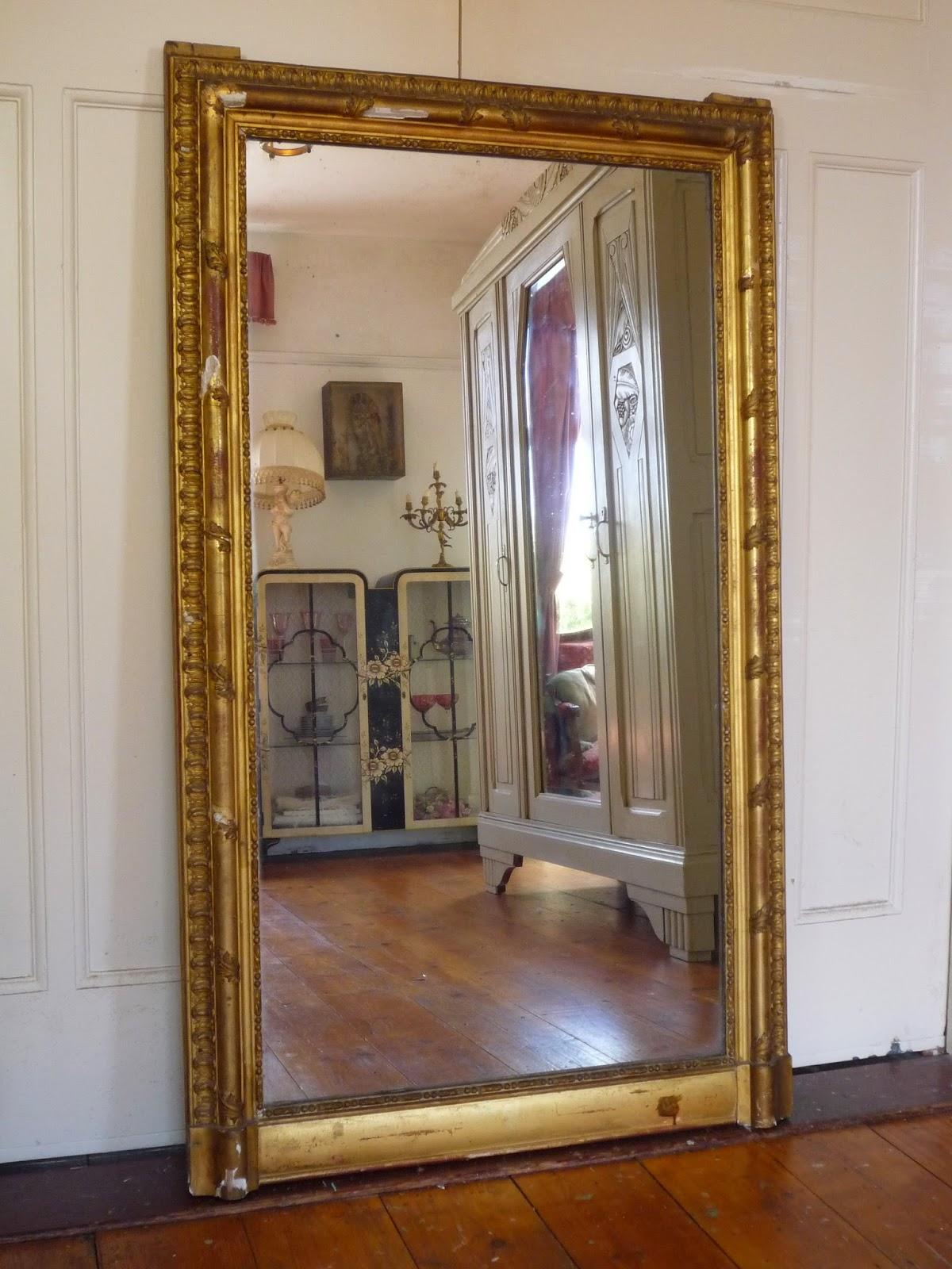 Dazzle Vintage Furniture: Using Antique Mirrors in ...