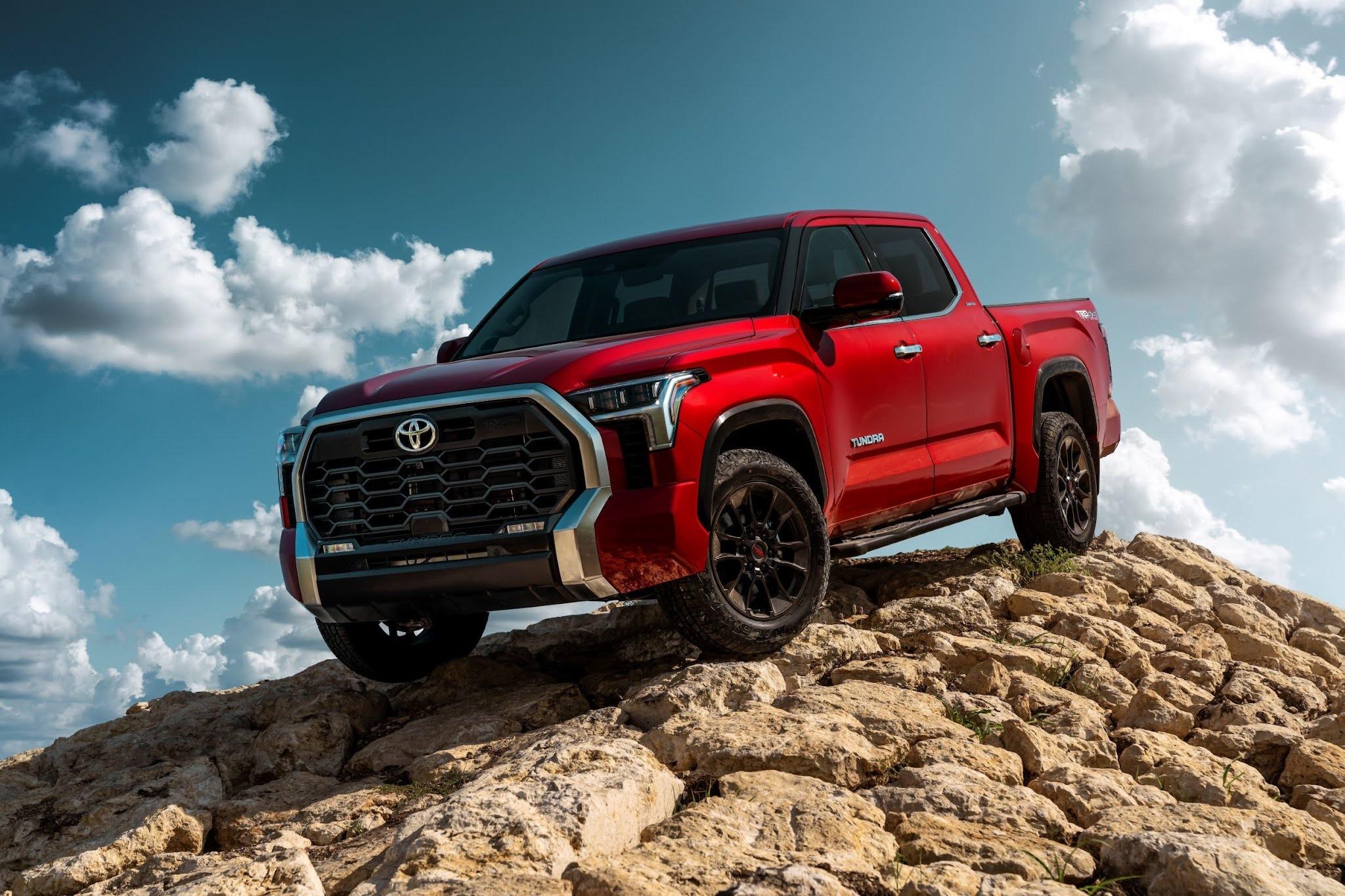 Absolute Powerhouse: Next-Generation 2022 Toyota Tundra