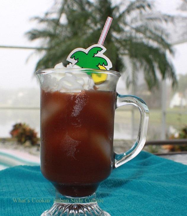 Iced Coffee and Coffee Ice Cream Recipes