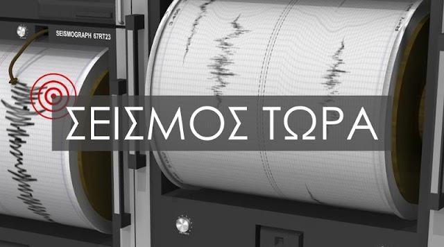 Ισχυρή σεισμική δόνηση 5.6 Ρίχτερ στην Ήπειρο