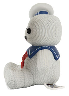 The Coop Handmade by Robots Ghostbusters Stay Puft Vinyl Figure
