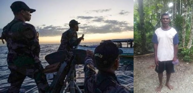 Warga Ketakutan Pasca Penculikan Seorang Nelayan oleh TNI di Biak
