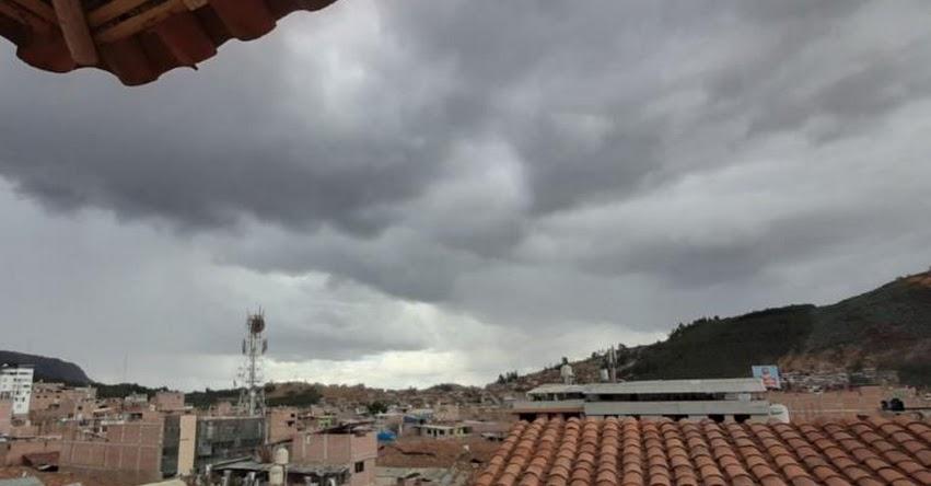 SENAMHI ALERTA: Pronostican lluvias ligeras y moderados en la sierra de La Libertad