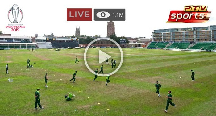 Pakistan vs Australia Live ICC Cricket World Cup 2019