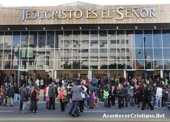 Mega iglesia de Iglesia Universal en Uruguay