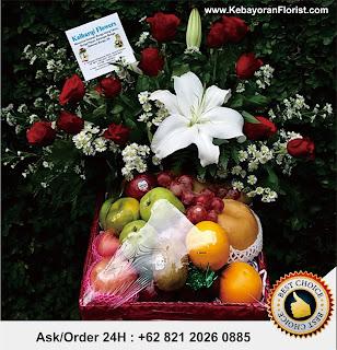 Toko bunga Jakarta : karangan bunga parcel buah 0877.7062.8237, toko bunga di jakarta, toko bunga kebayoran