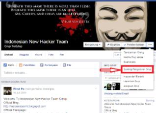 Cara Mengambil Alih Grup Facebook Yang Tidak Ada Adminnya