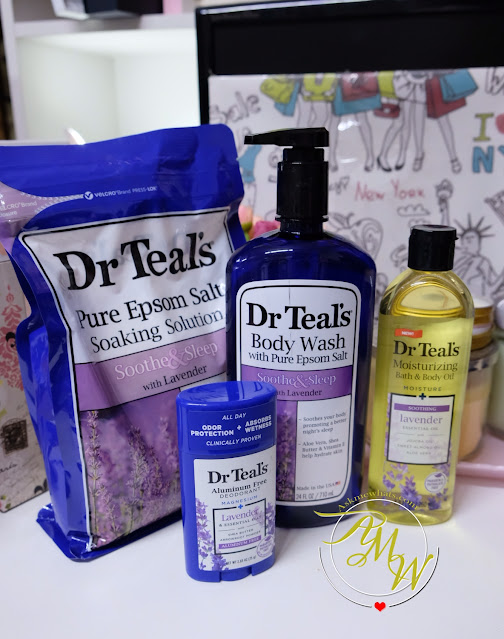 Dr Teal's New Products Available In The Philippines!