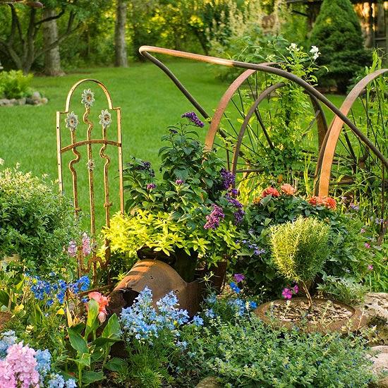Whimsical Landscaping Design Ideas on Whimsical Backyard Ideas id=36490