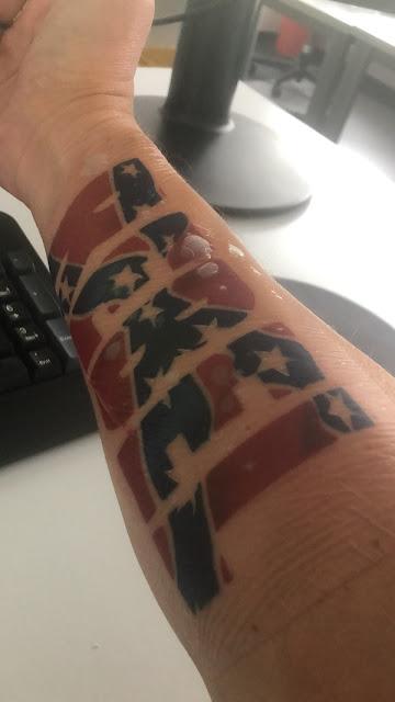 A new star was born! Freue mich über mein neues Tattoo!!