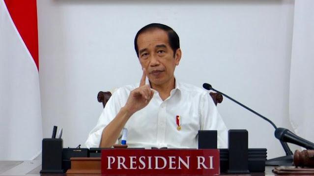 Jokowi Ingatkan Penegak Hukum Jangan sampai Jadi Beking Mafia Tanah