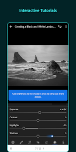 Adobe Photoshop Lightroom CC v4.4.2 MOD APK [Premium Unlocked]