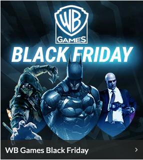 WB Games Black Friday