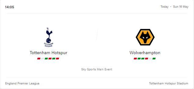 Tottenham Hotspur vs Wolverhampton Preview and Prediction 2021