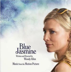 Blue Jasmine Canzone - Blue Jasmine Musica - Blue Jasmine Colonna Sonora - Blue Jasmine Partitura