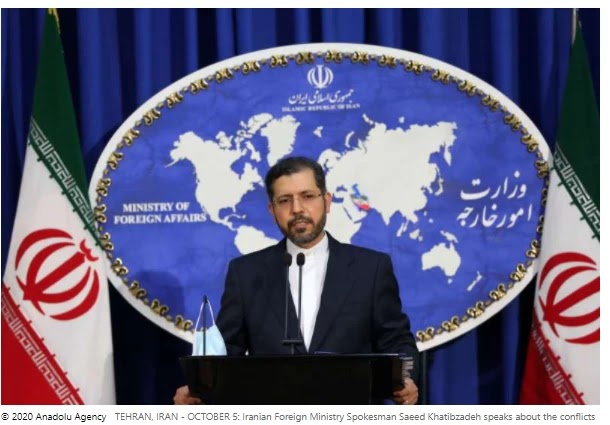 Iran blacklists US ambassador to Iraq rejects US move