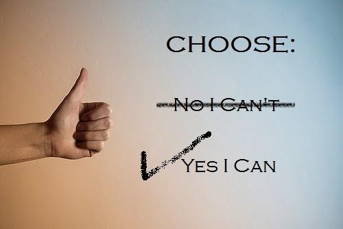Hãy tin rằng  bạn có thể