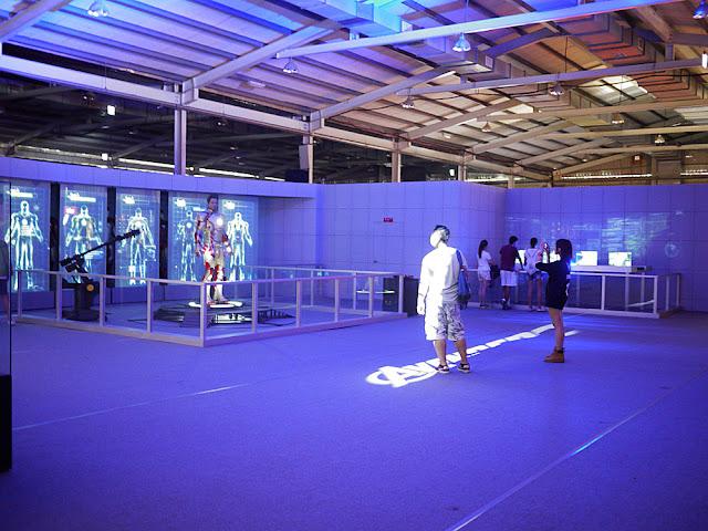 P1260467 - 【熱血採訪】台中朝馬展覽館│親身蒞臨漫威超級英雄世界