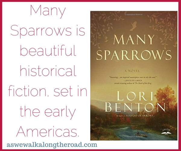Review of Many Sparrows: historical fiction