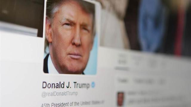 تويتر يغلق حساب الرئيس الأمريكي ترامب نهائيًا