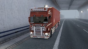 Scania V8 Real Engine Sound V2