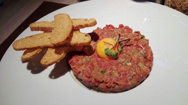 Steak Tartar, Florida Park Retiro, TSV Madrid