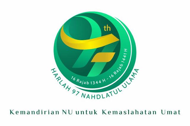 Logo dan Tema Harlah ke-97 NU