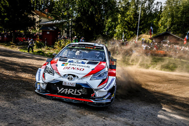 WRC Rally Finlandia 2019