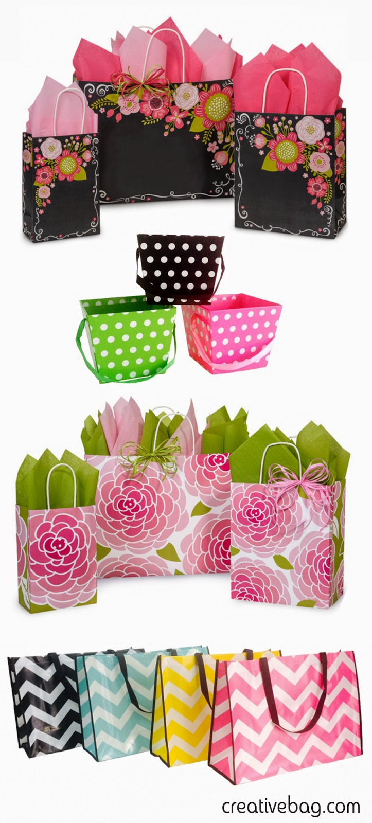 spring packaging | Creative Bag