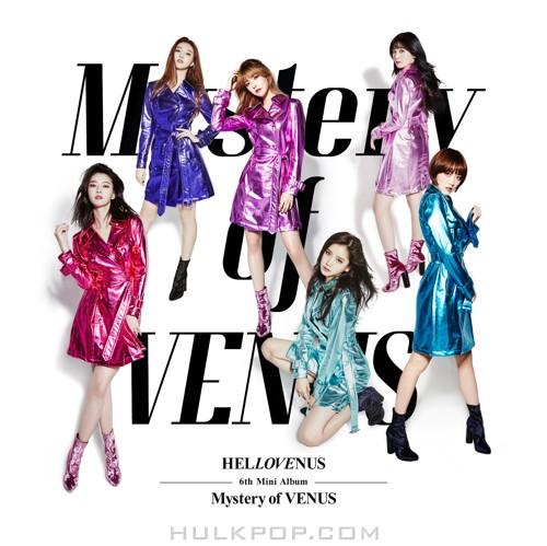 HELLOVENUS  – HELLOVENUS 6th Mini Album Mystery of VENUS (ITUNES MATCH AAC M4A)