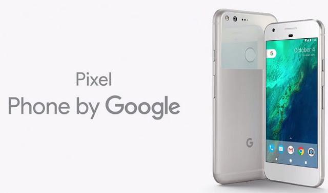 How big is the Google Pixel screen?