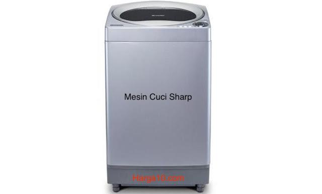 Daftar Harga Mesin Cuci Sharp Murah Terbaik