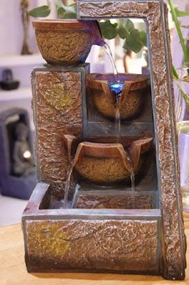 Fuentes de agua decoractual dise o y decoraci n - Fuentes de agua interiores ...