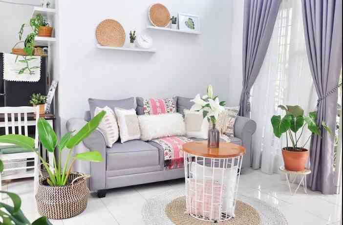ruangan rumah minimalis type 30