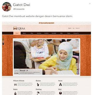 Kursus Website Jakarta, Depok, Tangerang