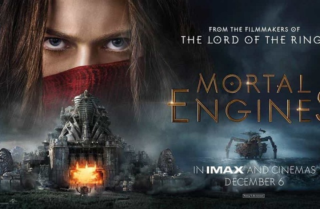 Mortal Engines (2018) Hindi Dual Audio 1080p 720p 480p HDRip [हिंदी – English]