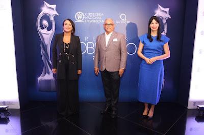 Zumaya Cordero, Alexis Beltré y Cándida  Hernández