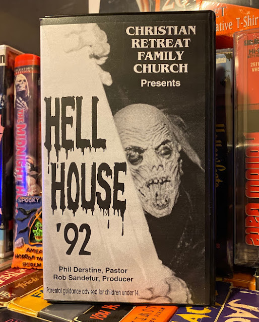 Halloween VHS Tapes